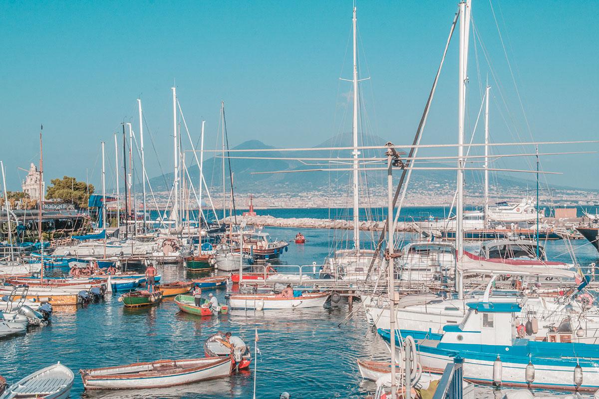 Visiter l'Italie Naples