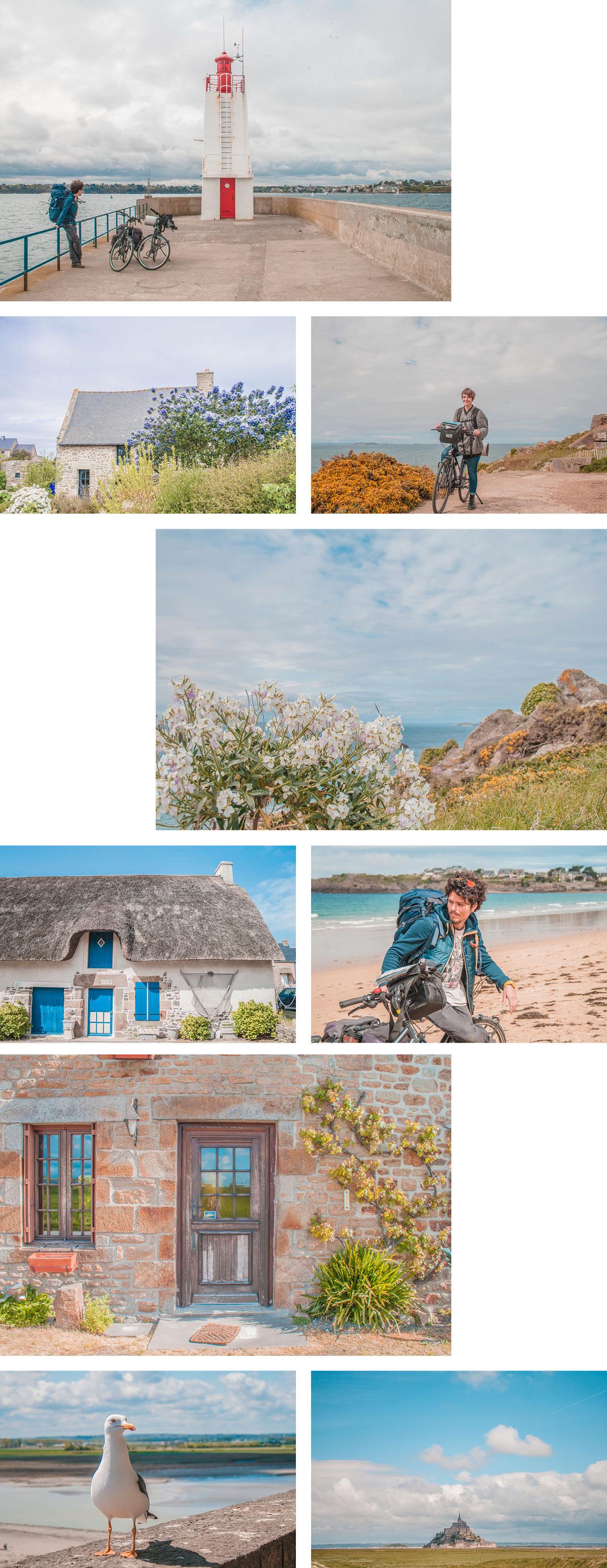 Bretagne en vélo