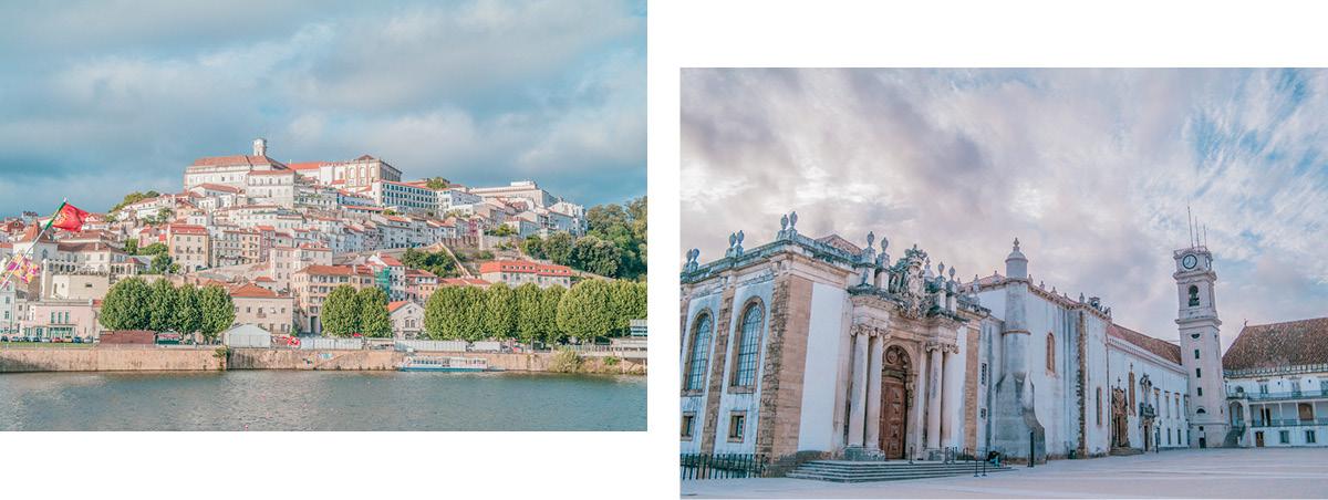 Visiter Coimbra