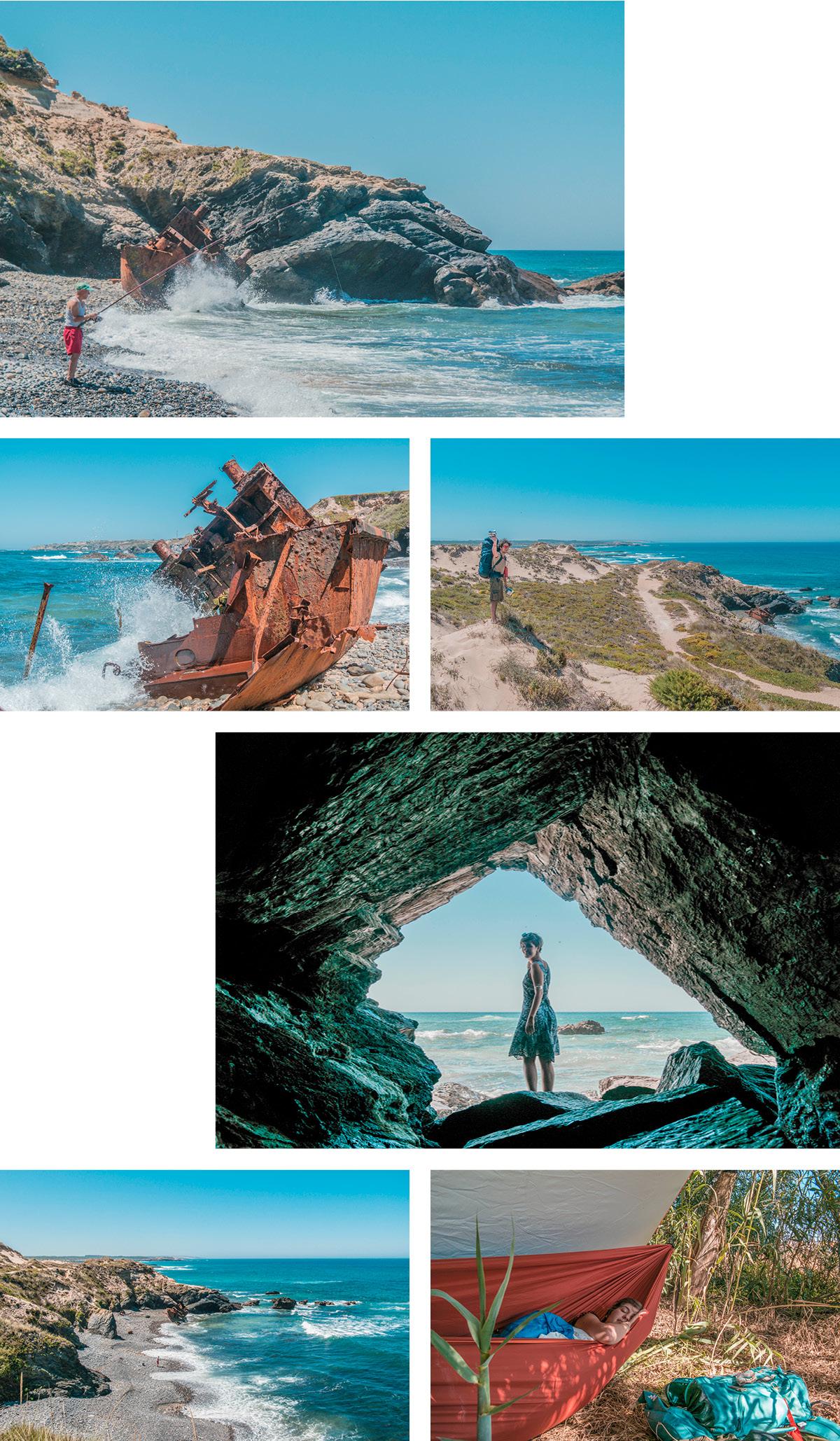 Visiter Vila Nova de Milfontes côte Atlantique Portugal