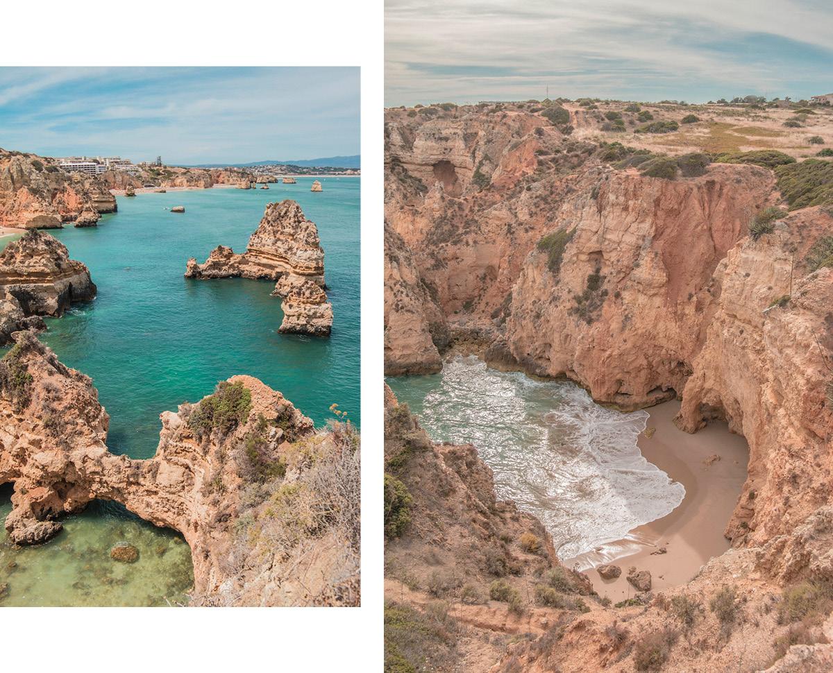 Visiter Algarve Faro Portugal