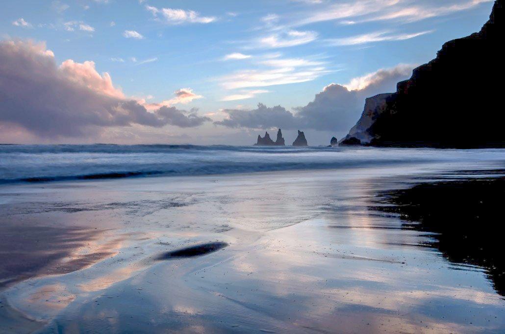 Islande en stop Vik