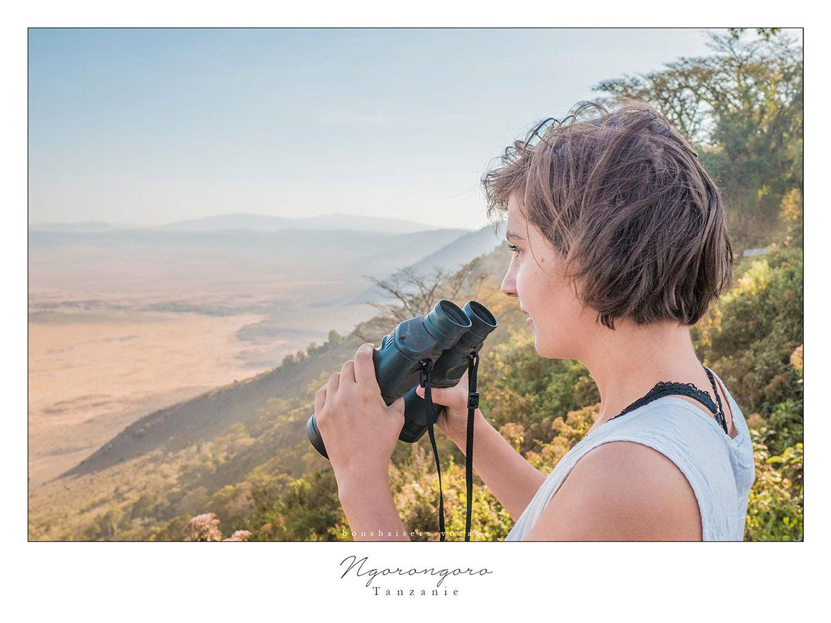 Safari en Tanzanie cratère Ngorongoro