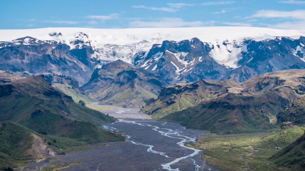 Trek Laugavegur Islande