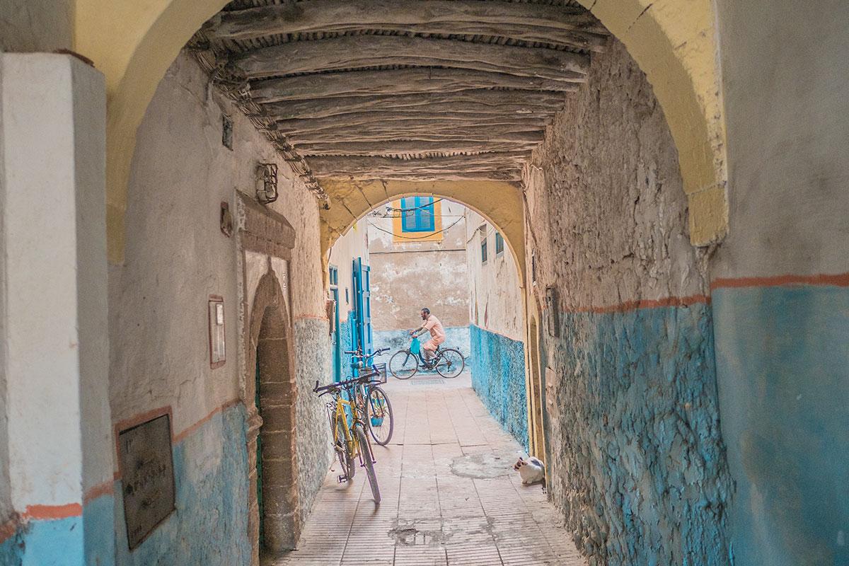 Arrête-toi à Essaouira