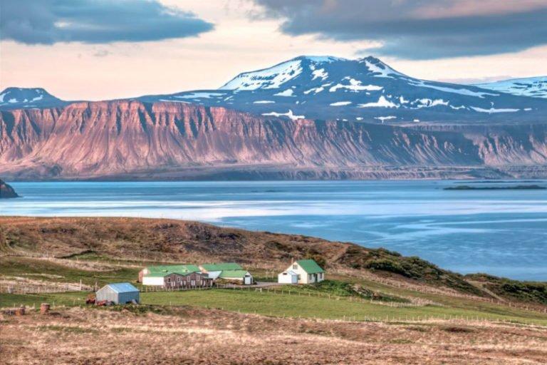 Islande en stop fjords Ouest