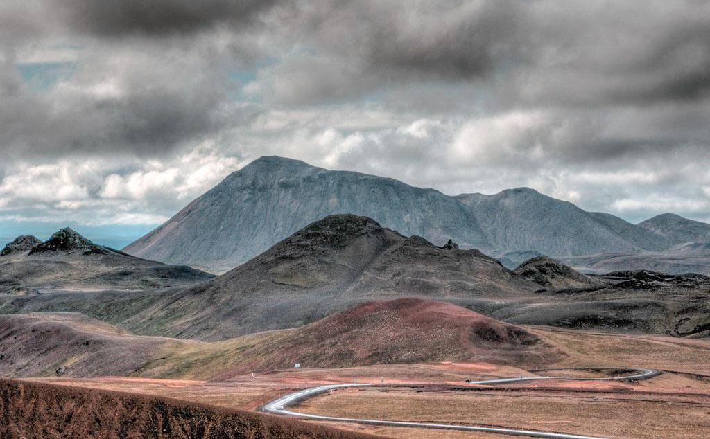 Islande en stop Nord