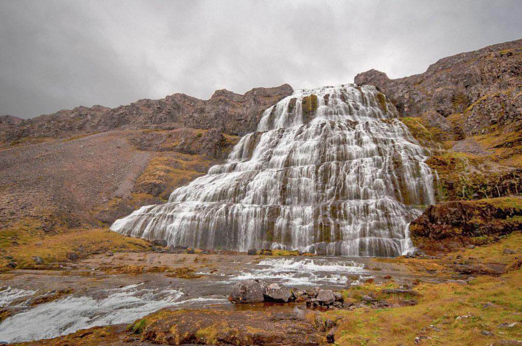 Islande en stop Est