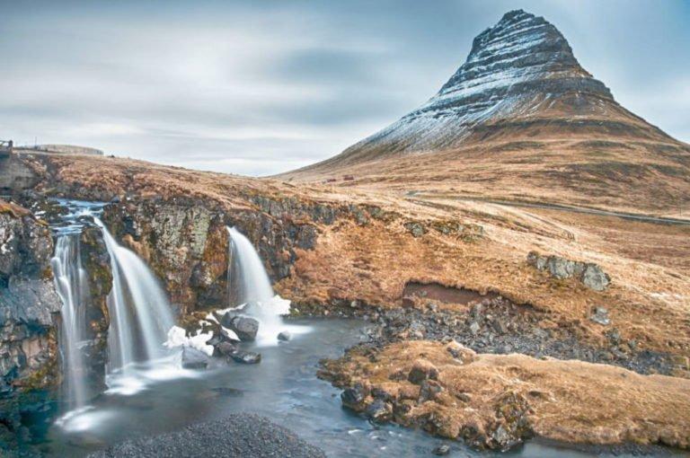 Islande en auto-stop