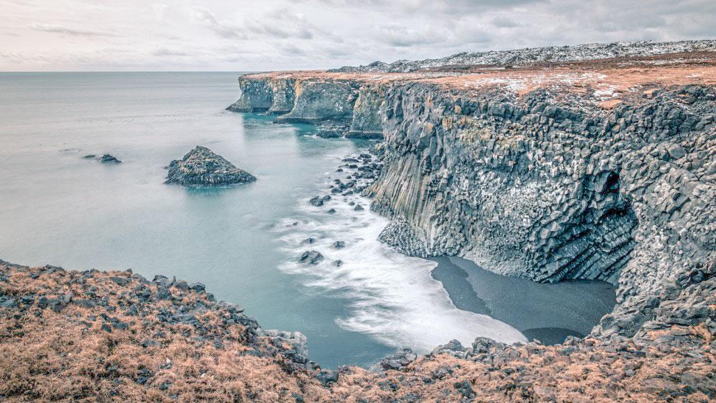 Islande péninsule de Snaefellsness