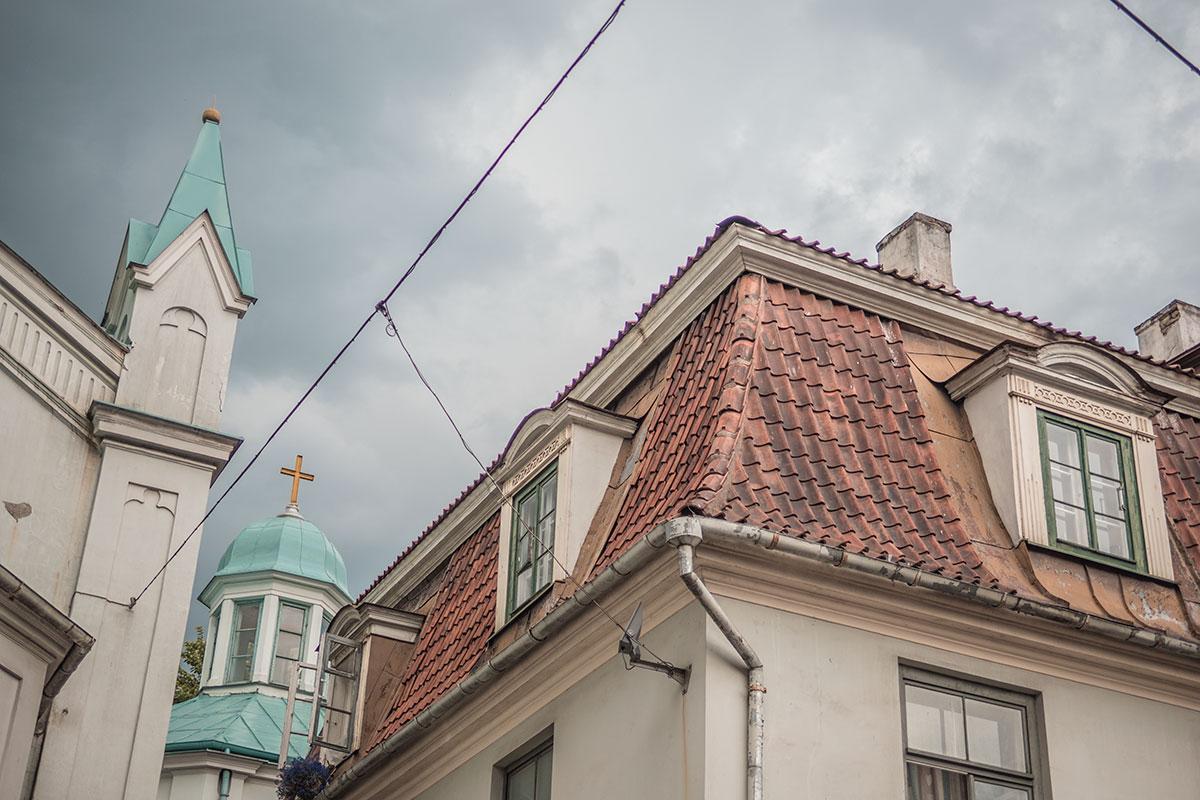 Riga en stop