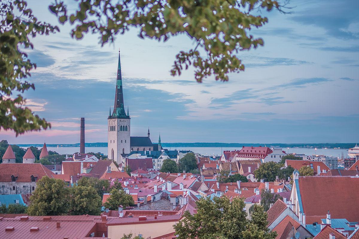 Tallinn en stop