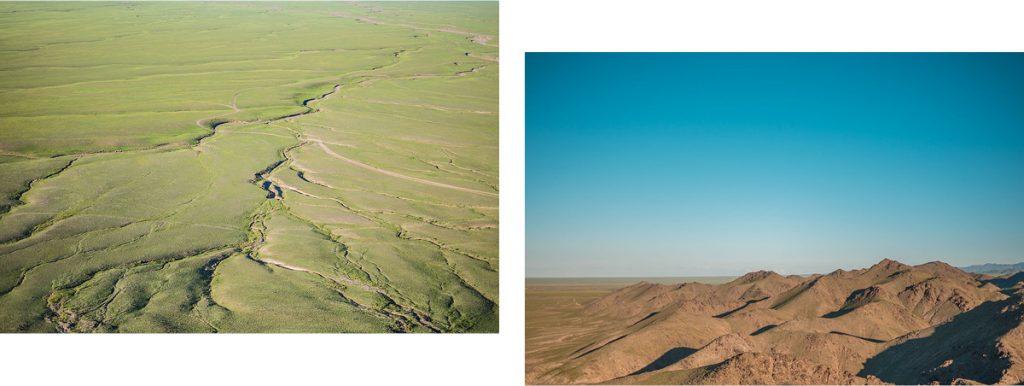 Mongolie à moto Gobi