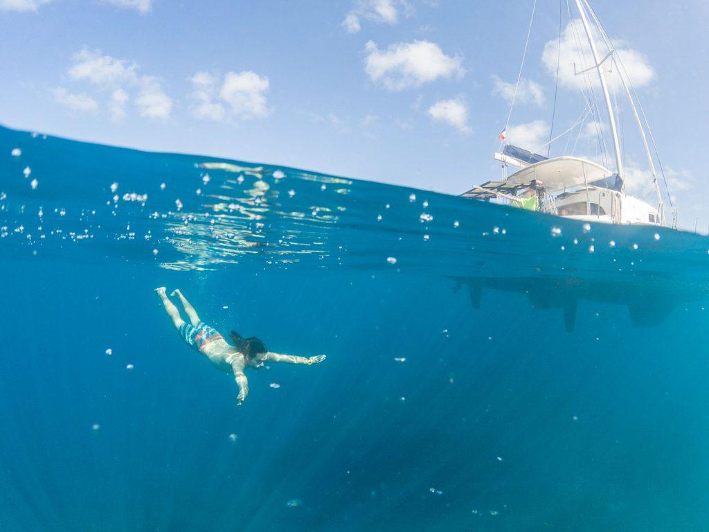 La Guadeloupe en voilier
