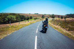 Roadtrip à moto sur nos plus belles routes de campagne